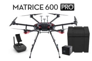 DJI MATRICE 600 PRO professional drone for commercial operators