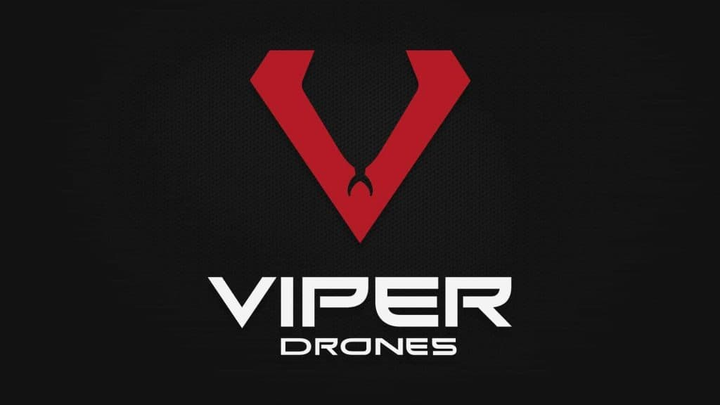 Cropped Viper Drones Logo