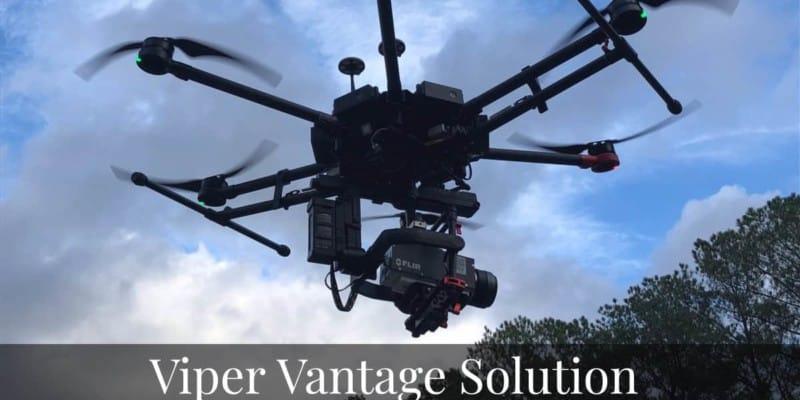 Viper Vantage - Ultimate Gas Leak Detection System - System overview