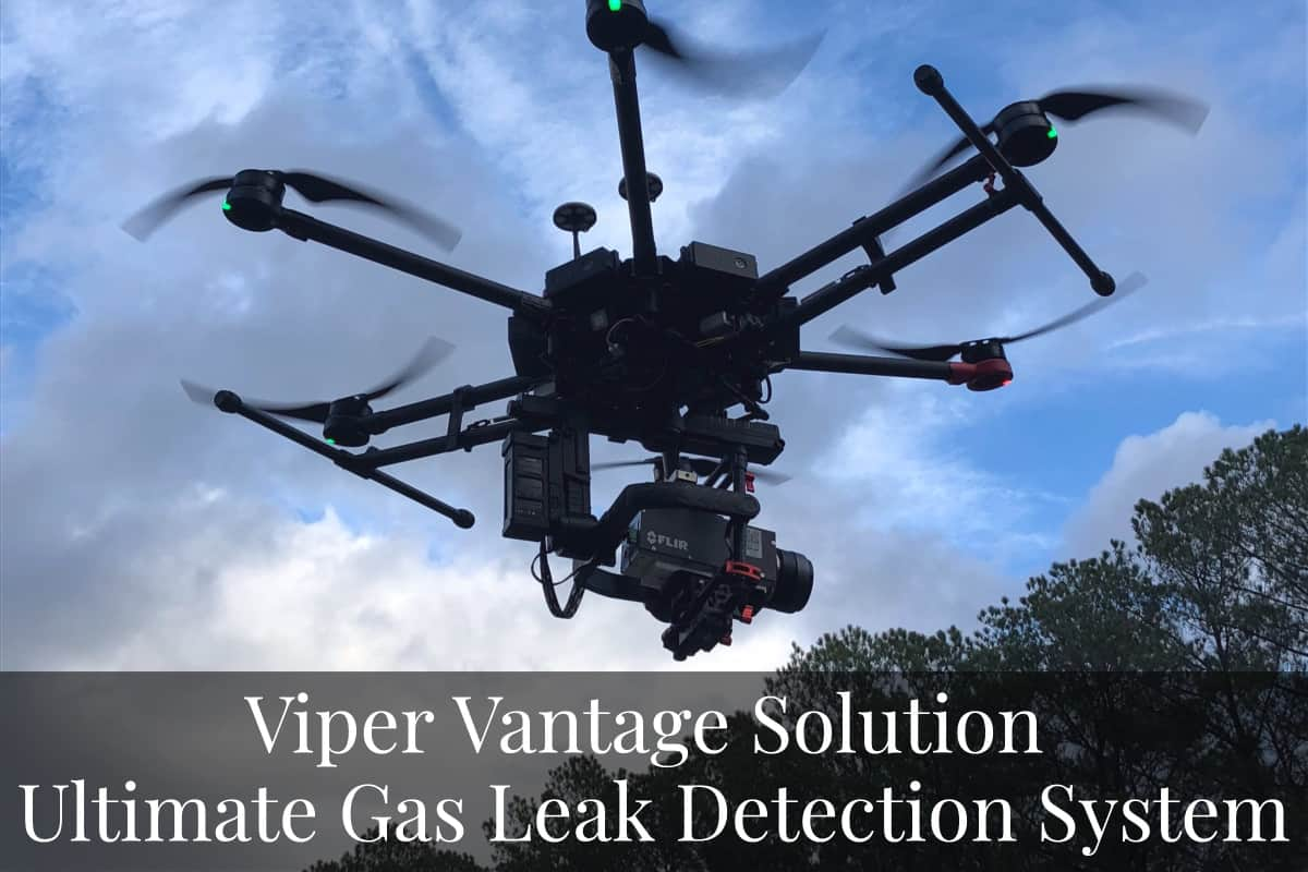 Viper Vantage - Ultimate Gas Leak Detection System - System overview