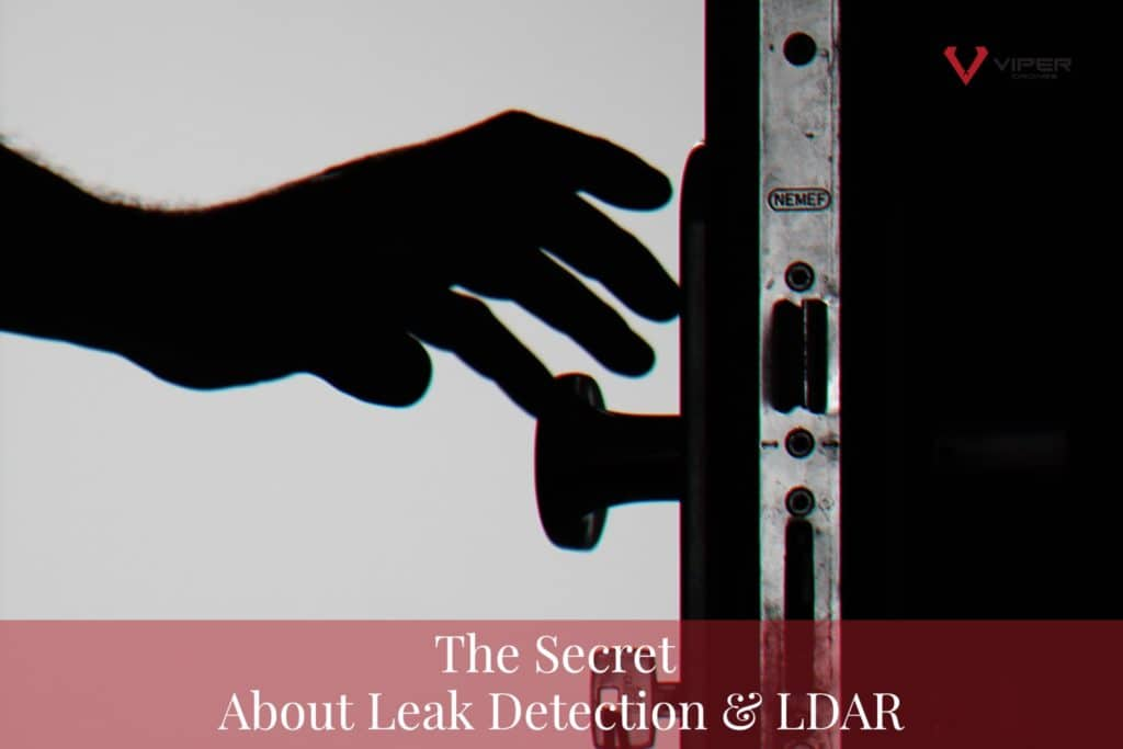 The Secret About leak detection and LDAR