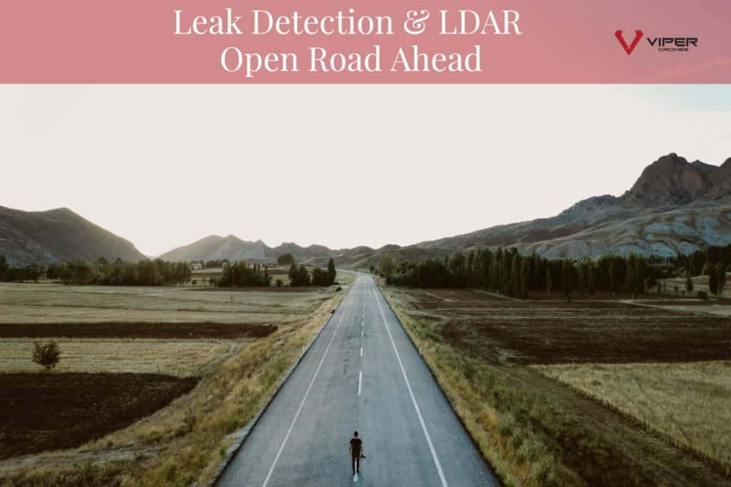 Leak detection and LDAR open road ahead