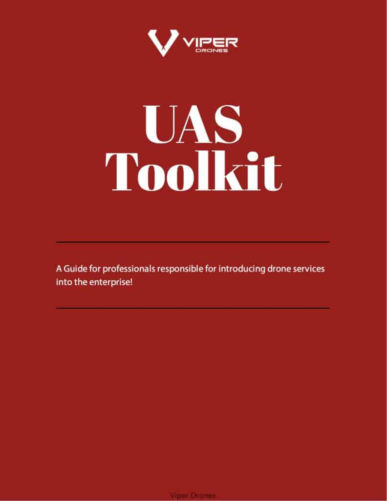 Viper Drones Enterprise UAS Toolkit Cover Page