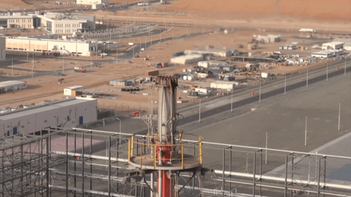 FlareStack visual - Four Reasons Commercial Drones Are Taking Flight In The Oil And Gas Industry